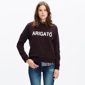 Madewell Arigato sweater/sweatshirt